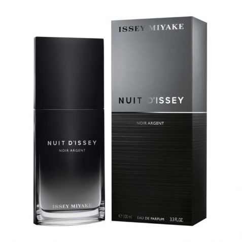 Issey Miyake Nuit D'issey Noir Argent Para Hombre EDP 100 ML